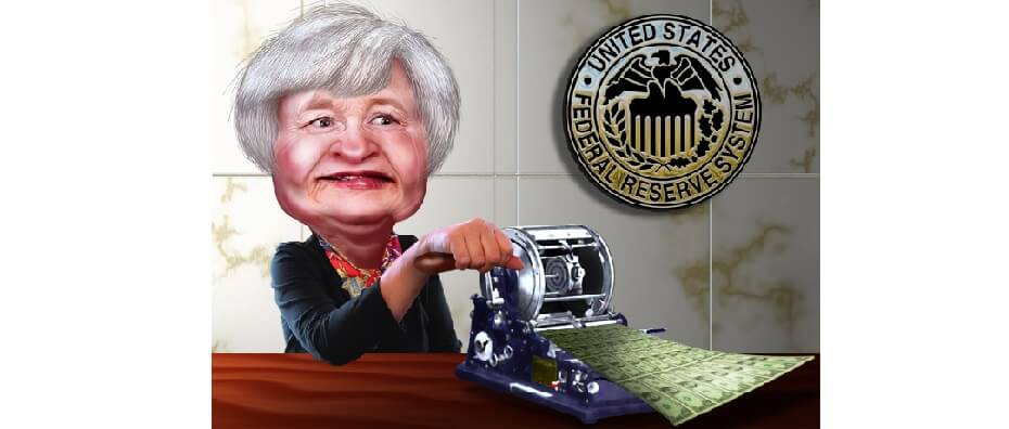 Janet Yellen renteverhoging VS FED