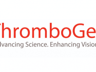 aandeel Thrombogenics logo