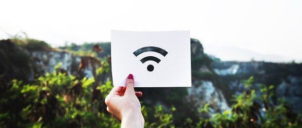 connectiviteit wifi symbool